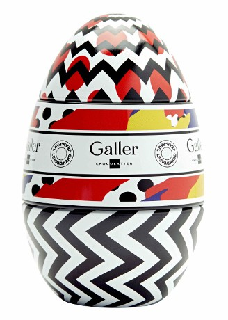 Eggs à la mode Galler Jean Paul Lespagnard chocolat Pâques 2016 (6)