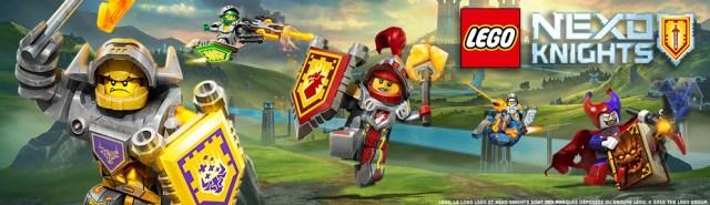 Lego Nexo Knights Gulli
