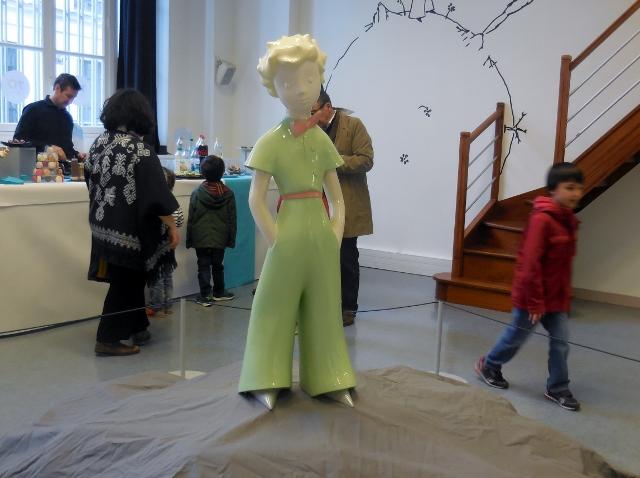 Le Petit Prince à Paris Mairie du 5ème arrondissement (4)