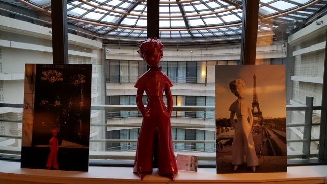 Le Petit Prince à Paris Marriott Champs Elysées (3)