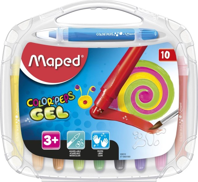 Maped Color' Peps Gel illustration