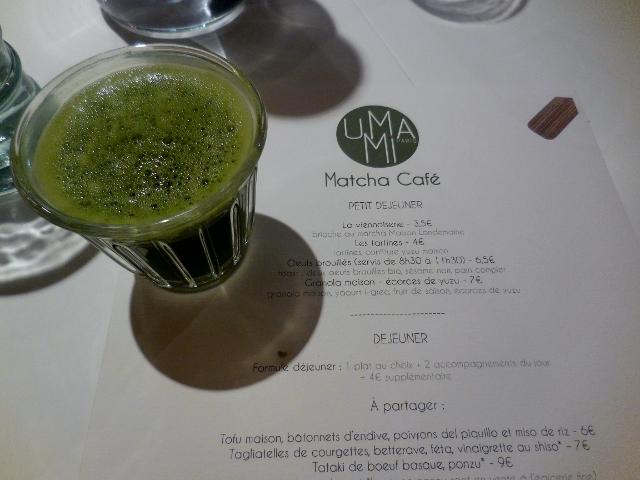 Umami Matcha Café Paris (1)