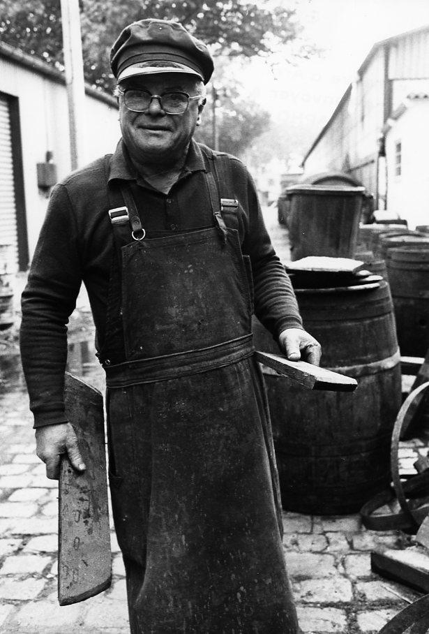 Bercy par Robert Doisneau Fanton Entrepots de Bercy Octobre 1974 BD