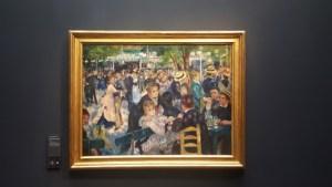 Le Musée d'Orsay avec des enfants