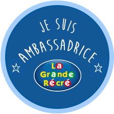 Ambassadrice La Grande Récré