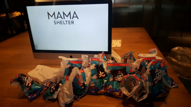 KIDZ PARTY MAMA SHELTER