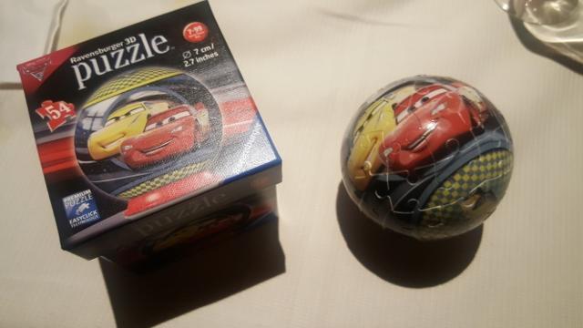 RAVENSBURGER PUZZLE 3D