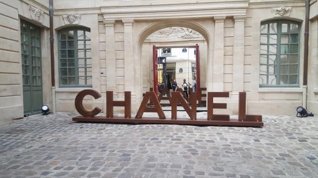 Chanel L'Hôtel Amelot de Bisseuil, dit des Ambassadeurs de Hollande