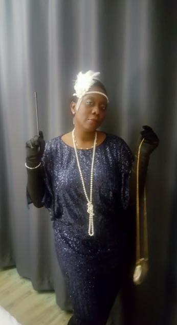 déguisement Gatsby des Années 1920