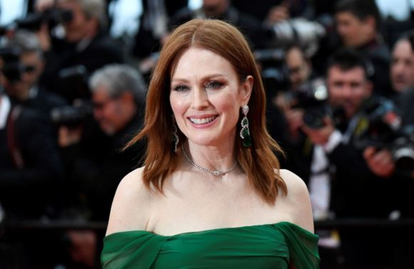 Julianne Moore le 14 mai 2019. | © CHRISTOPHE SIMON / AFP