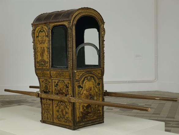 Chaise à Porteurs  Paris Musées
