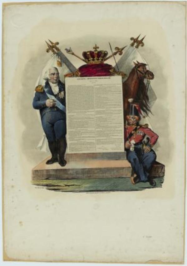 хартия 1814
