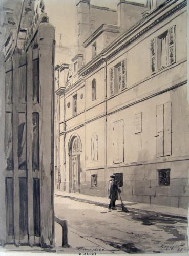 La Maison Rue Des Dames : maison, dames, Maison, Talma,, Dames,, Avril, Paris, Musées