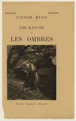 Les Rayons Et Les Ombres : rayons, ombres, Rayons, Ombres], Gastibelza, Paris, Musées