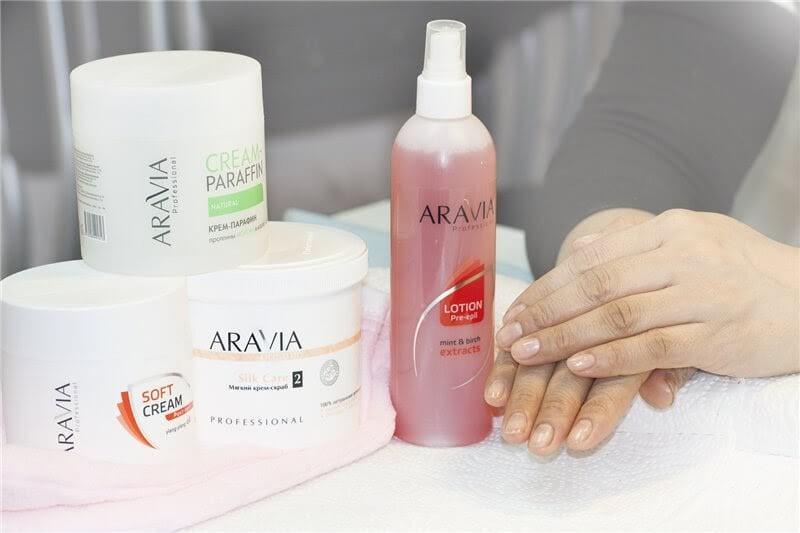 Tırnak bakımı ve deri bakım ürünleri