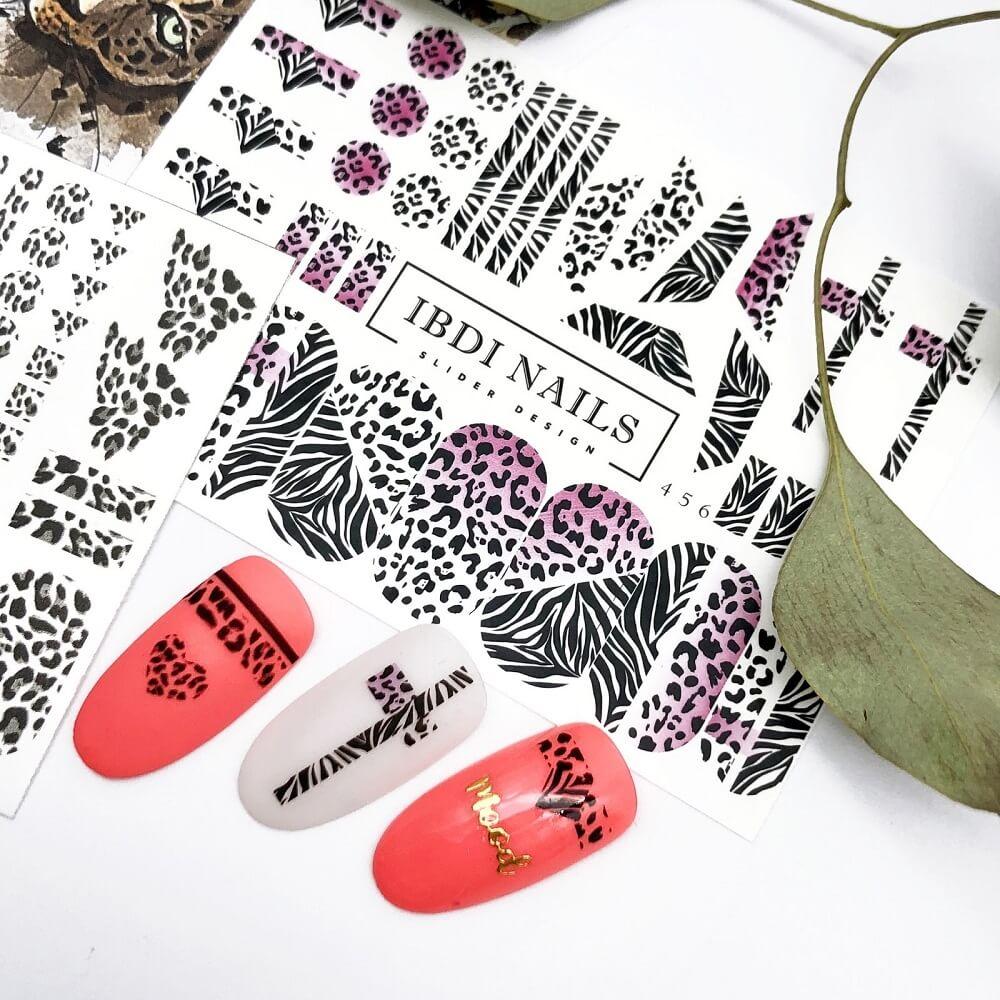 Слайдер-дизайны для ногтей