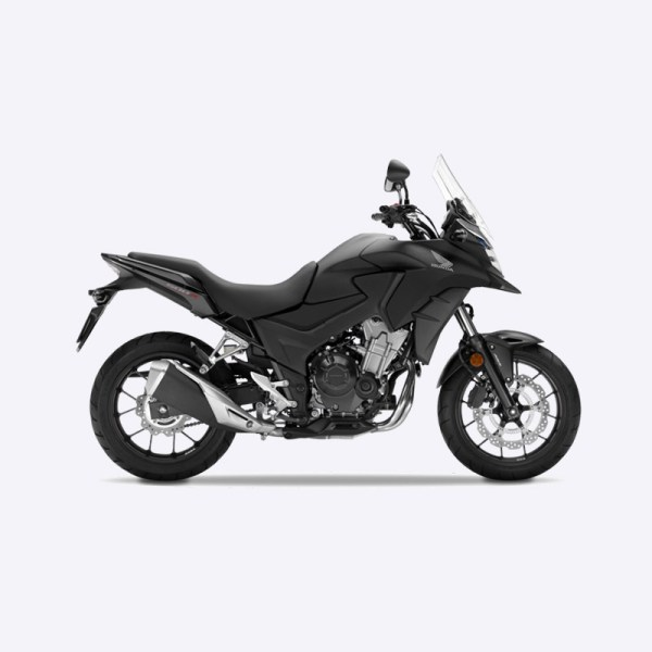 image CB500X 2017 noir Honda Paris Nord moto