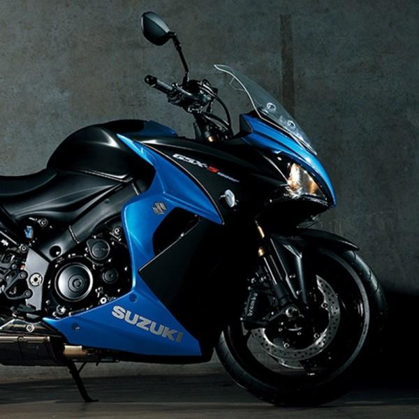 image GSX-S1000F chez Suzuki Paris Nord moto