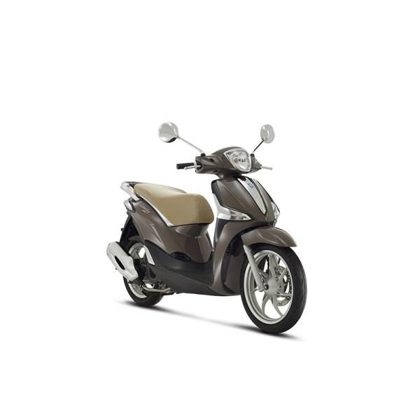 image Piaggio Liberty 125 marroon Paris Nord Moto