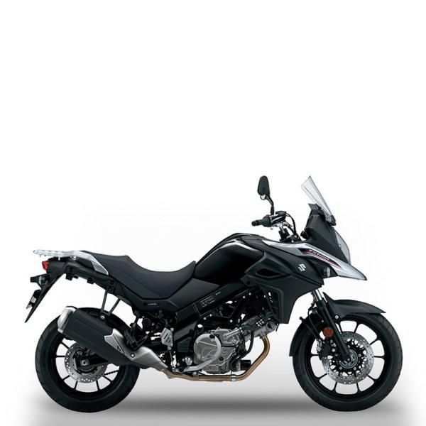 V-Strom 650 noir Suzuki Paris Nord Moto