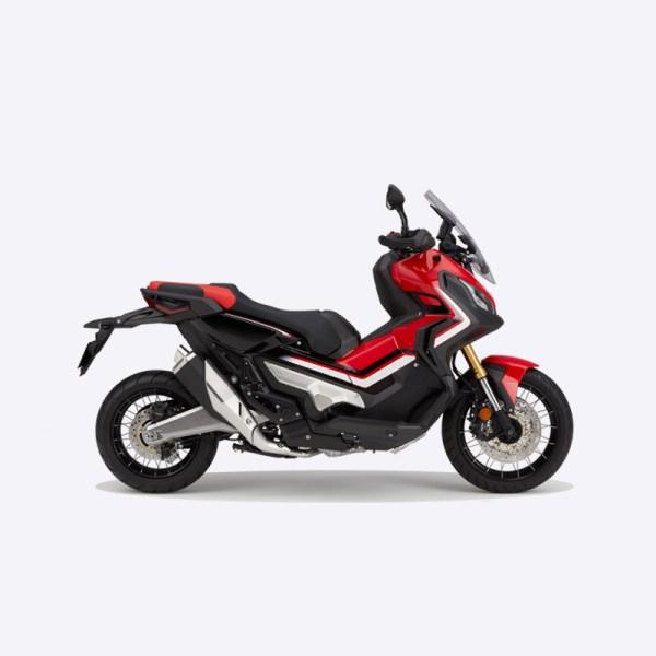 image X-ADV 2017 rouge Honda Paris Nord