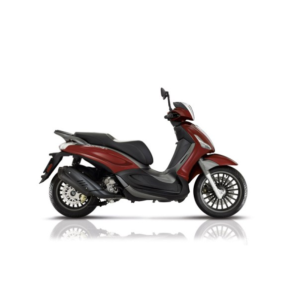 image BEVERLY 300S IE rouge Paris Nord Moto