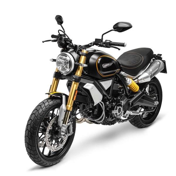 image 02 galerie Scrambler 1100 sport Paris Nord Moto