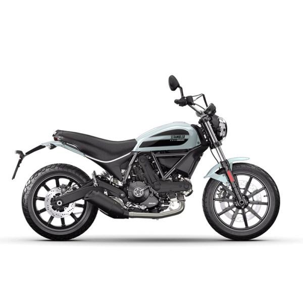 image 02 galerie Scrambler Sixty2 Paris Nord Moto