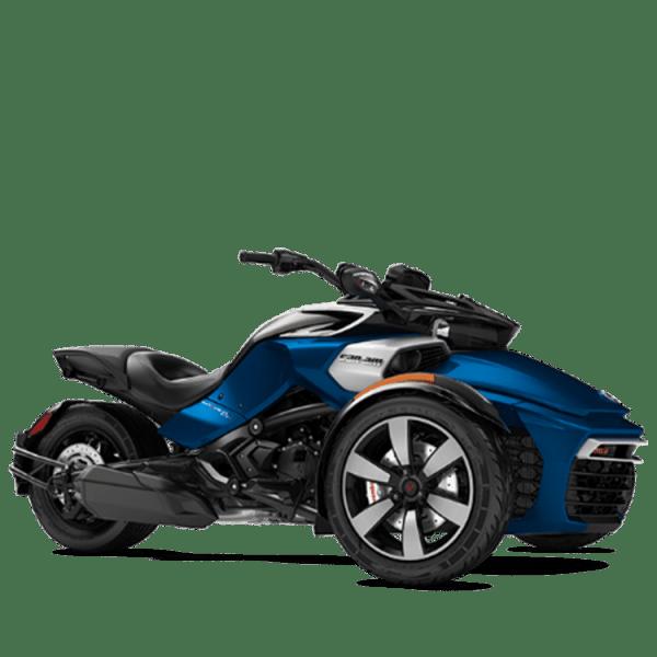 SpiderF3-S chez Can-Am Paris Nord Moto