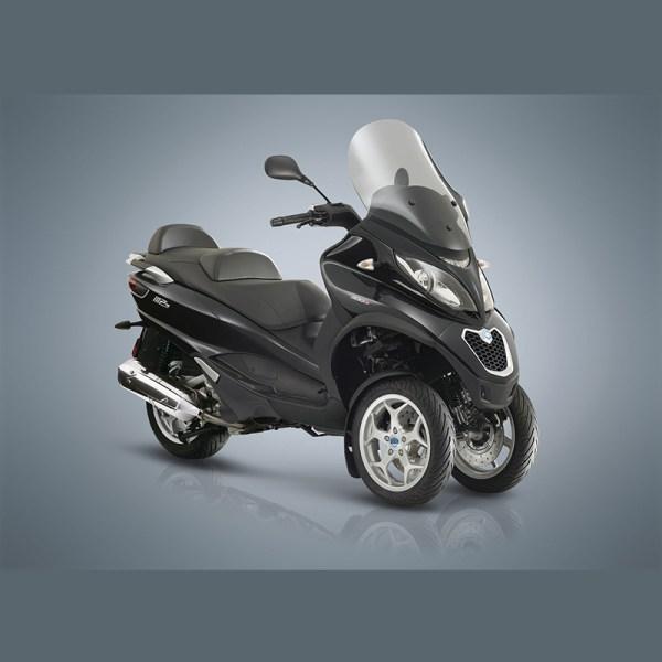 MP3 500 ABS-ASR BUSINESS noir Piaggio Paris Nord Moto