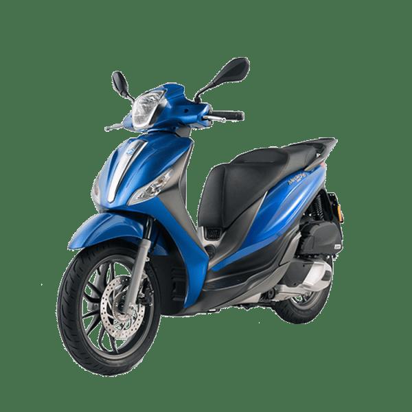 Medley 125 S chez Piaggio Paris Nord Moto