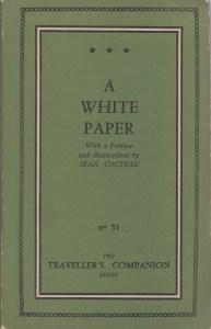 TC 51 The (A) White Paper
