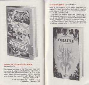 Olympia Press N.Y. 68-69. Pages 27 and 28