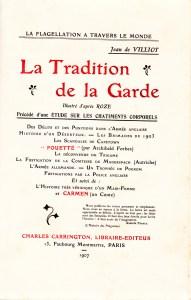 La Tradition de la Garde_0004