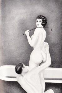L'Infirnale Dominatrice Le Jardin D'Eros 1935_0008