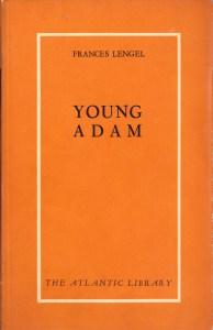 Young Adam Atlantic Library Olympia Press 1954_0001