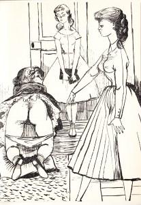 Fouetteuses Losfeld 1955_0009