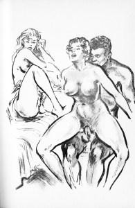 le noir sied aux blondes clandestine 1959_0007