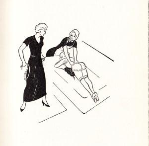 The Strap Returns Gargoyle Press 1934_0005