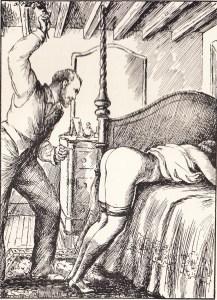 Irene et son Esclave Orties Blanches Davanzo 1933_0004