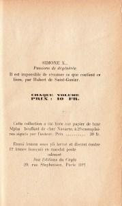 Vice Secret Georges Du Cayla 1935_0010