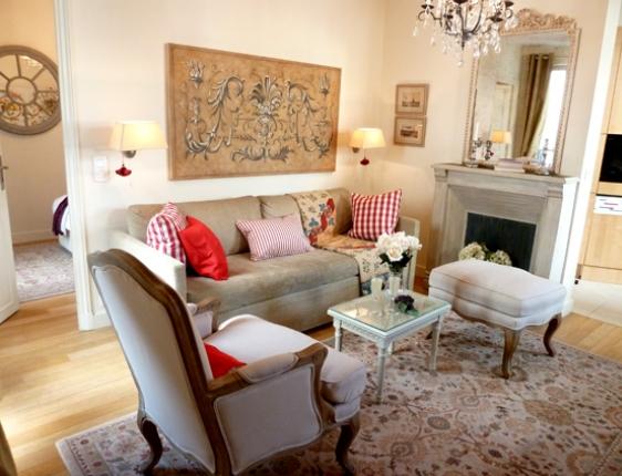 Most Romantic Hotels Getaways Paris France: Apartments For