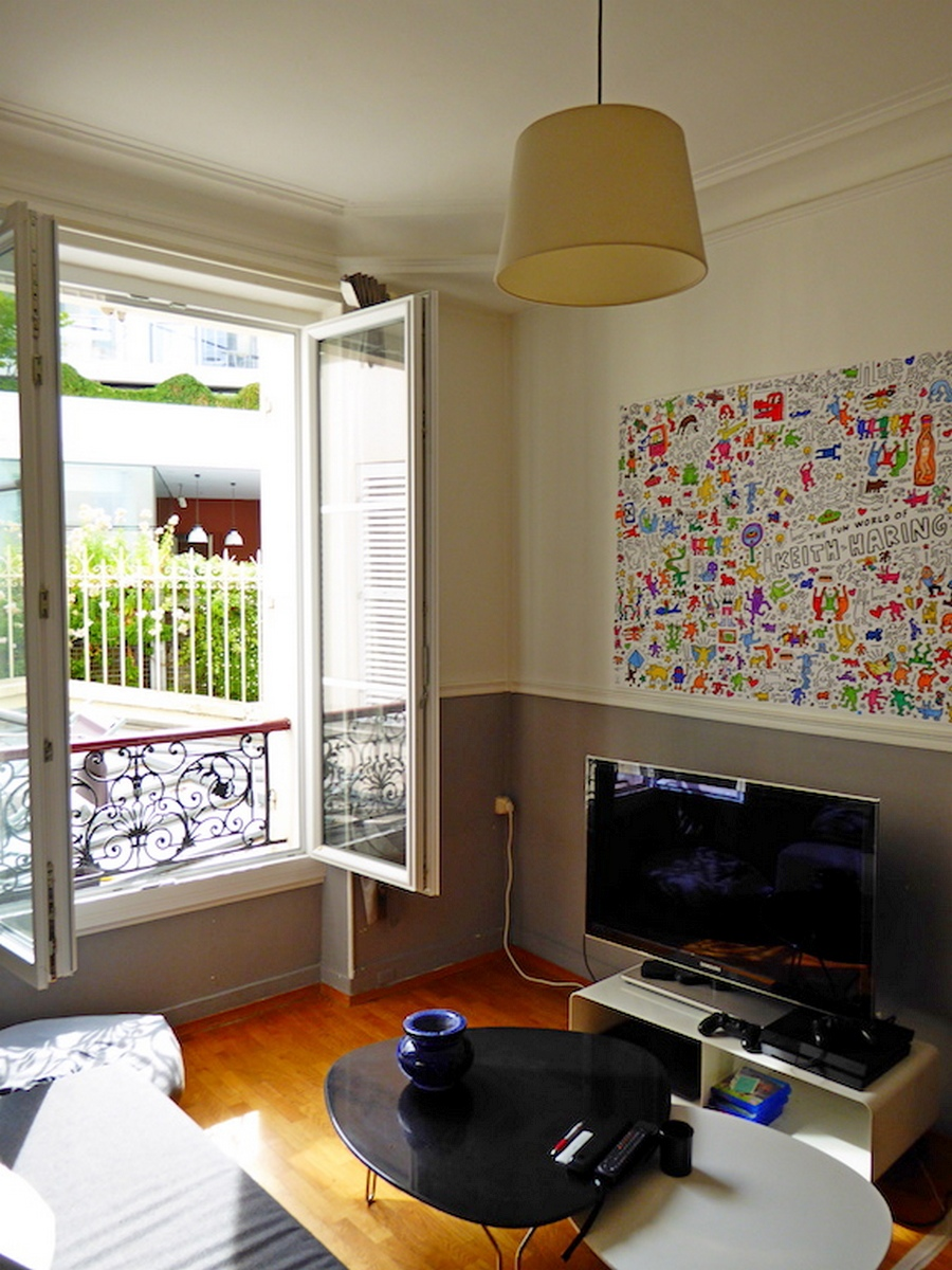 Appartement Jardin Terrasse Paris Achat Appartement Paris 75 Paris Prend L Air