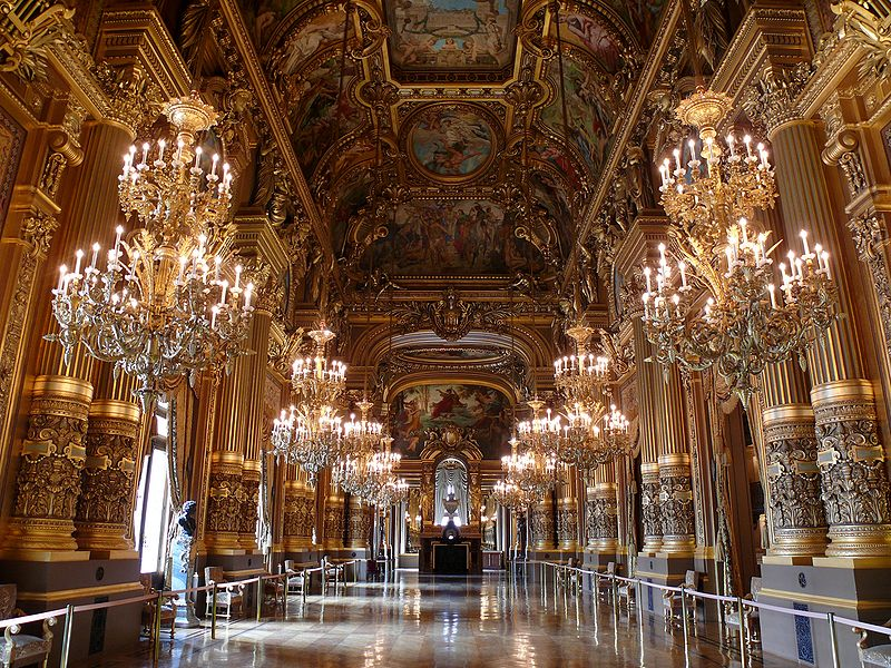 The Paris Opera Hosts An Escape Game Paris Property Group