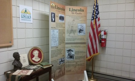 Looking for Lincoln at Library Sept2016