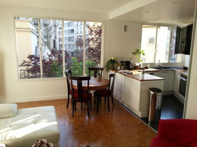 What I Love About This Apartment Overlooking The Garden Is Its Location It Really Rare In A City