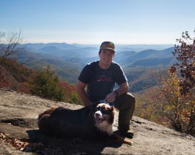 My Hiking Buddies