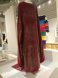 Mariano Fortuny tea-gown
