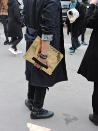 Street Style Accessories at Paris Fashion Week