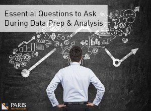 Data Preparation and Data Analysis